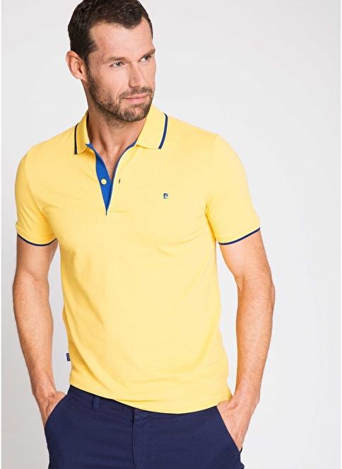 Pierre Cardin Polo Yaka Tişört Sarı